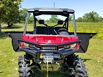Can Am Defender front Bumper, with winch mount and Light mount ,with powder coat finish